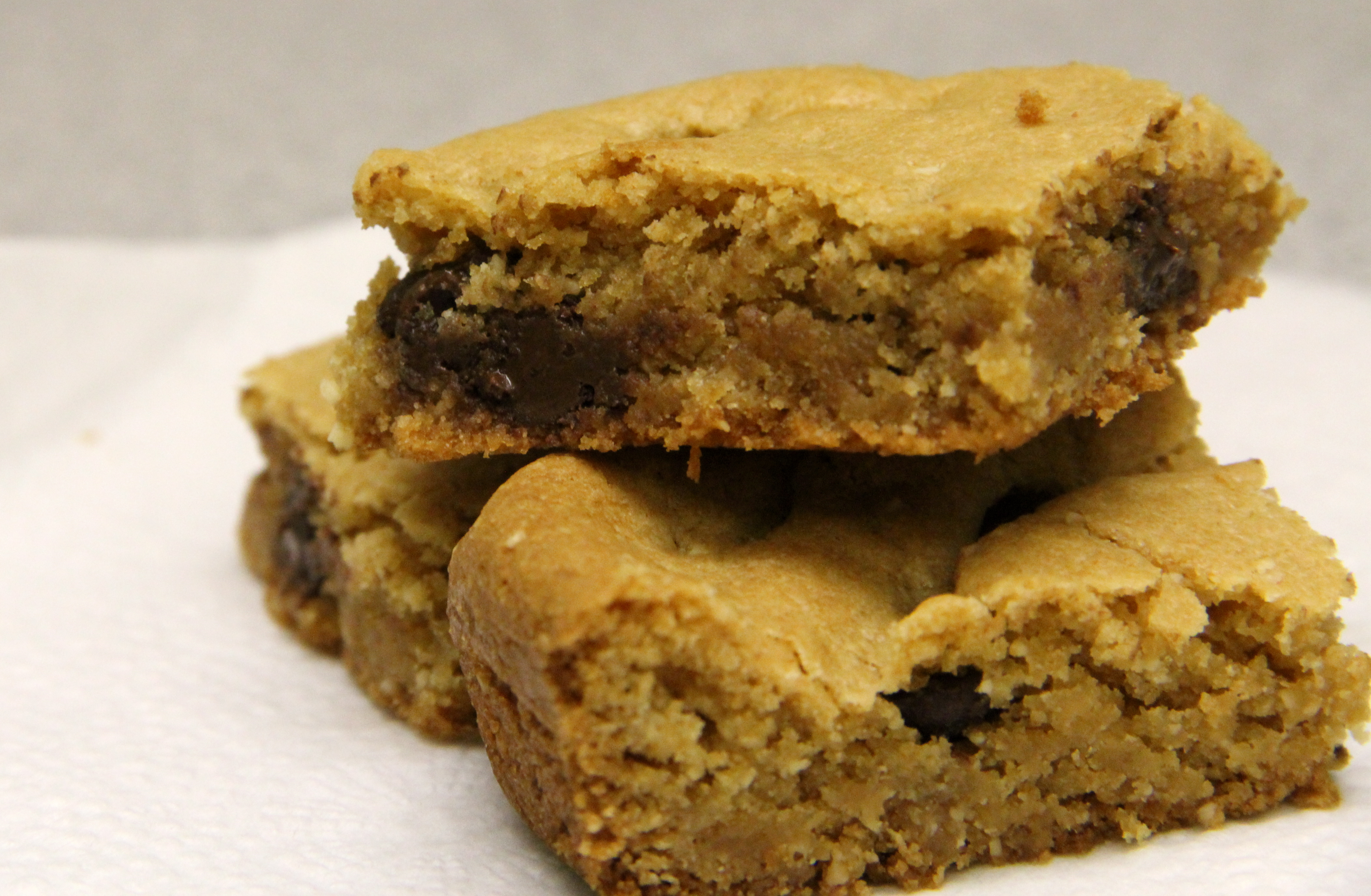 Chocolate Peanut Butter Bars Chocolate Chip Peanut Butter