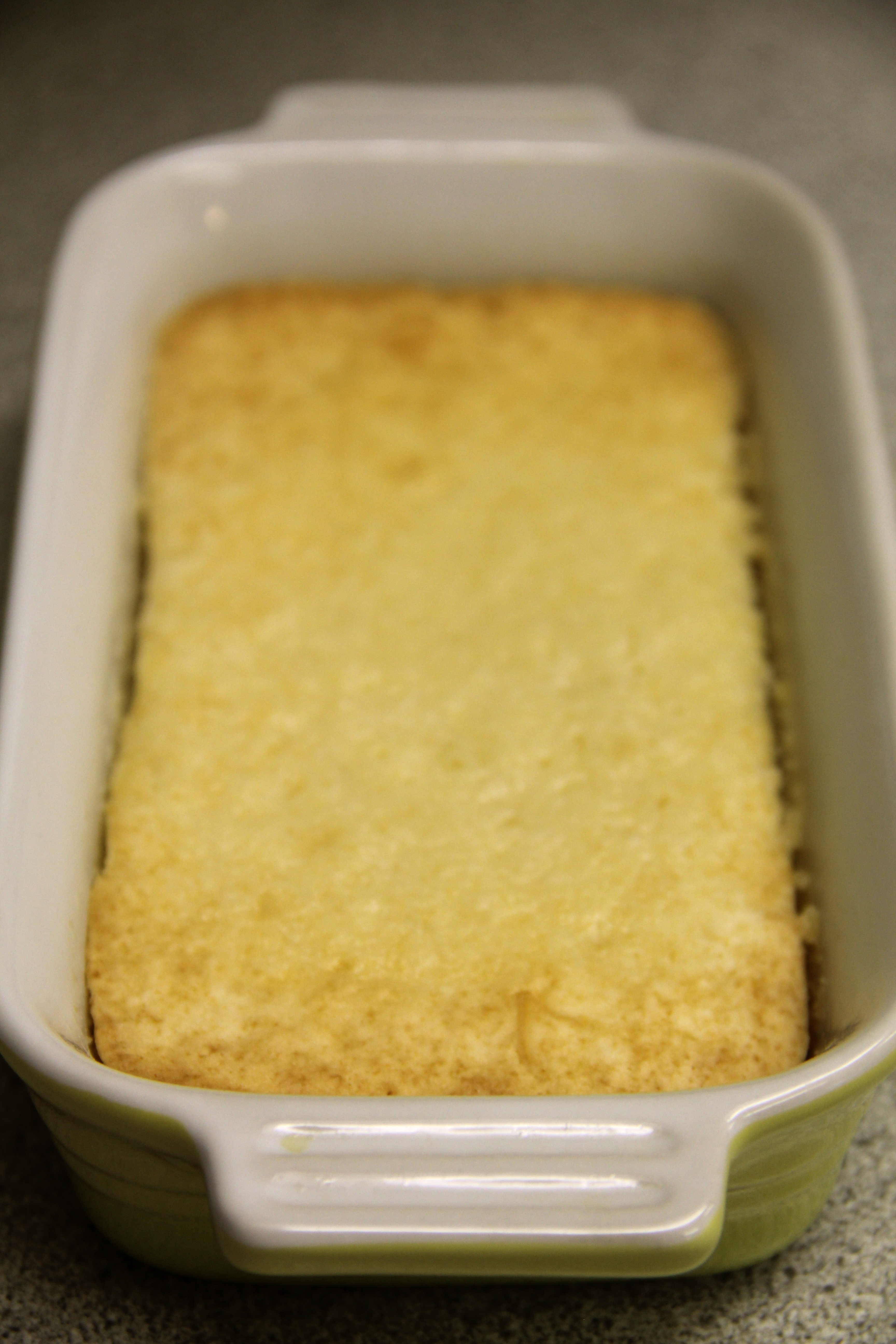 Coconut Loaf Cake | Amy's Healthy Baking