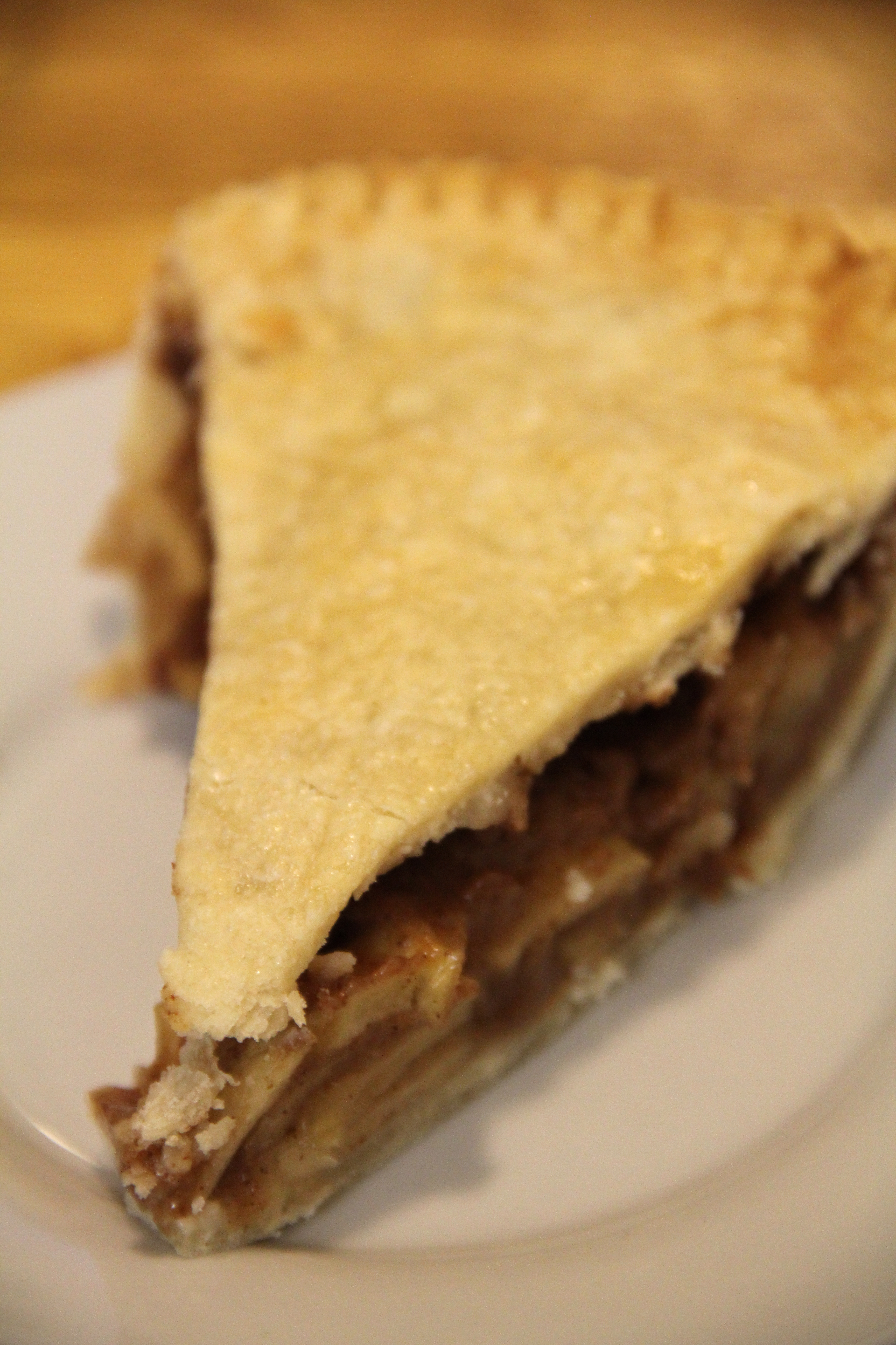Double-Crusted Apple Pie | Amy's Healthy Baking