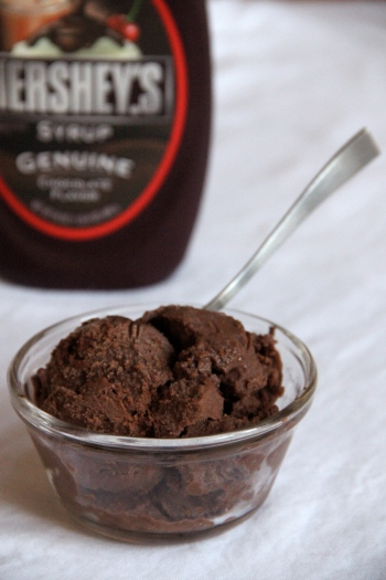 chocolate brownie ice cream