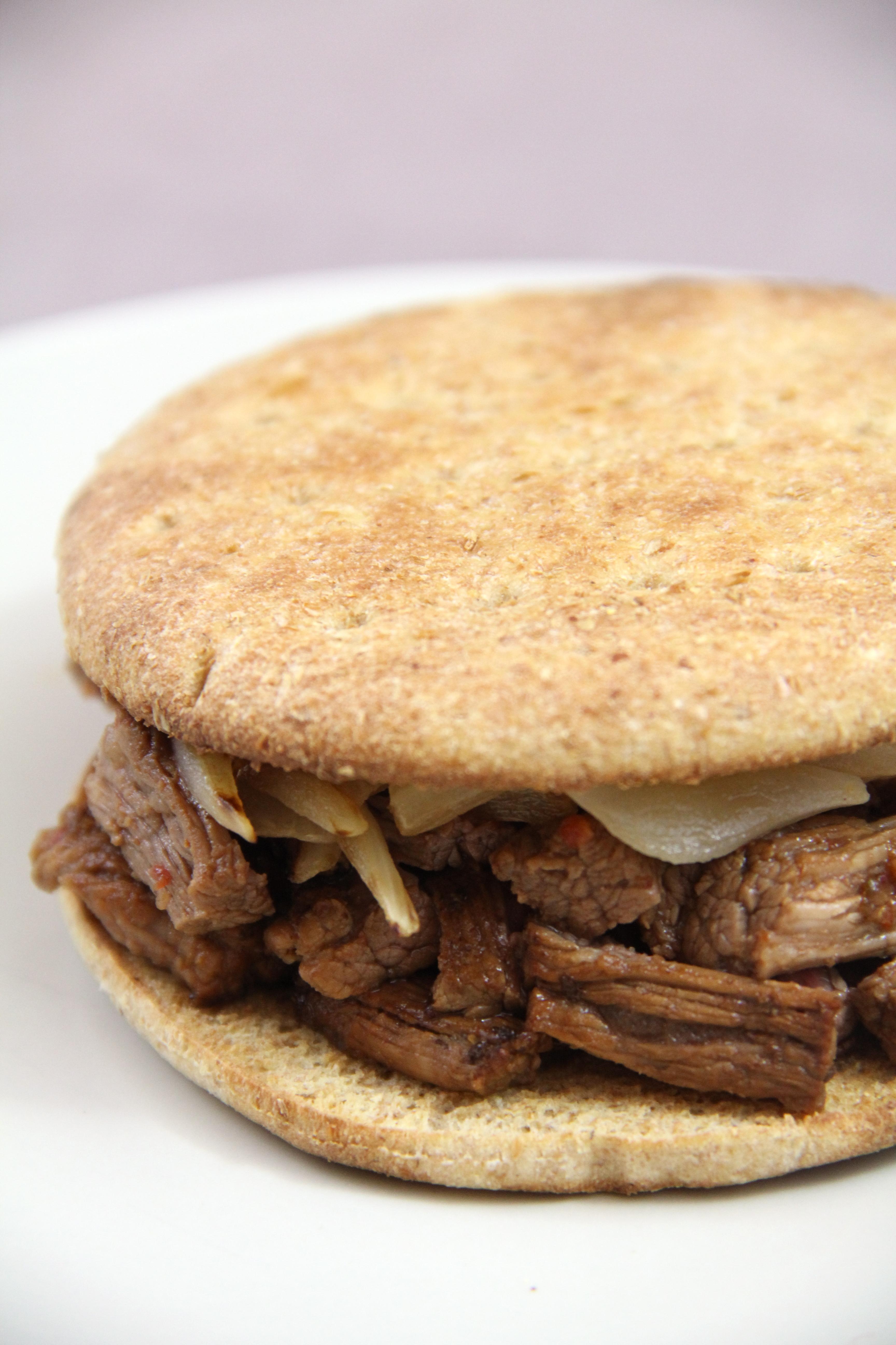 spicy steak sandwiches