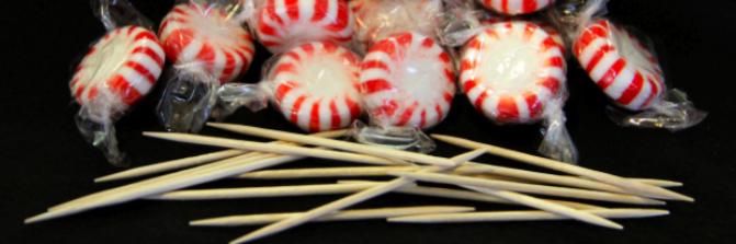 Toothpicks and Table Mints
