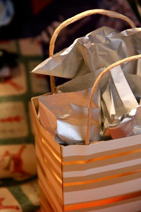 blog award Christmas present