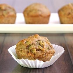 caramelized onion breakfast muffins